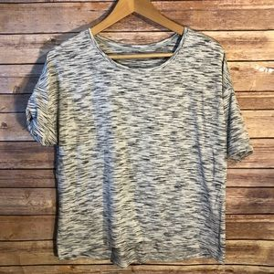 Lululemon Run It Out Tee Shirt Tiger Space Dye 8